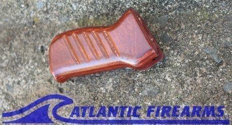 AK Pistol Grip-Grooved M70 Pattern-Serbian Red
