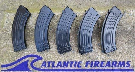 AK47 Magazine Steel-Bulgarian-5 Pack