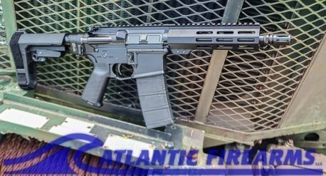 AR15 CQB LT Pistol W/  Law Tactical Folder- Andro Corp