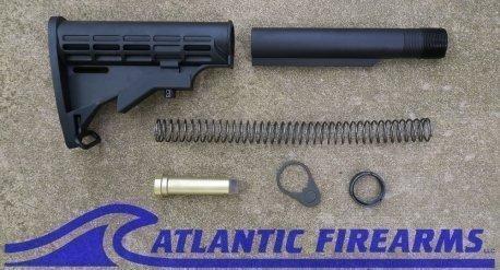 AR15 Mil-Spec M4 Style 6 Position Stock