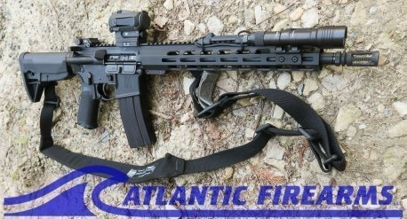 """AR15 Rifle 14.5"""" NON-NFA OTG Rifle-Head Down Firearms- MAG PROMO"""