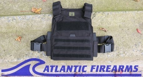 AR500 Body Armor Veritas Lite Plate Carrier With Level III Plates
