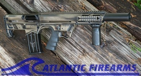 Black Aces Tactical Bullpup Shotgun- FDE- BATBPST