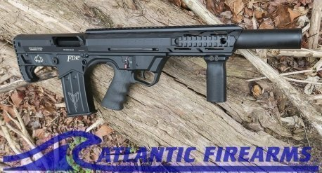 Black Aces Tactical Pro Series Bullpup Shotgun BATBPB-MAG PROMO