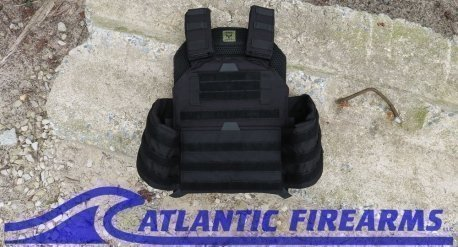 AR500 Body Armor Testudo Gen 2 Plate Carrier With Level III Plates