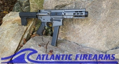 Brigade BM9 Forged 9mm AR-15 Pistol-A0915531