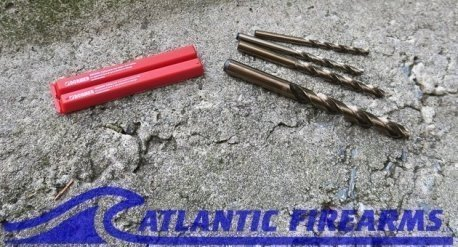 CHILDERS GUNS FCG DRILL BIT SET FOR CG BLANKS