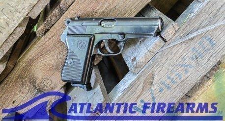 CZ 50 Pistol 7.65mm- Czechslovakian Military Surplus