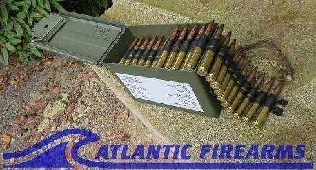 Federal Lake City 50 BMG Ammunition -100 Round Case