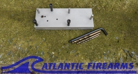 Fire Control Group (FCG) Drill Jig - Childers Guns