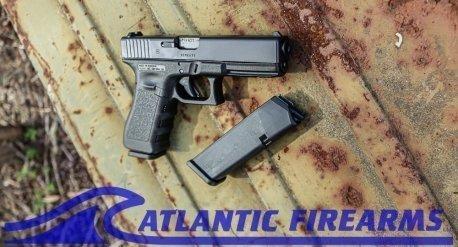 Glock 17 Gen3 9MM Pistol- PI1750203