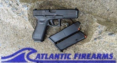 Glock 17 Gen5 9MM MOS Pistol- PA175S201MOS