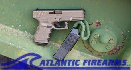 Glock 19 Gen3 9MM Pistol- Gun Metal Bronze- UI1950204