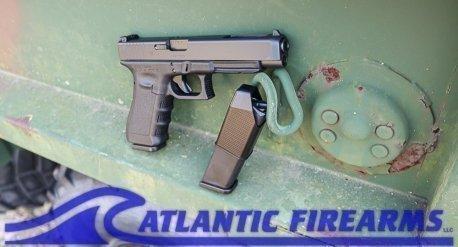 Glock 34 9MM Adjustable Sight Pistol- PI3430103