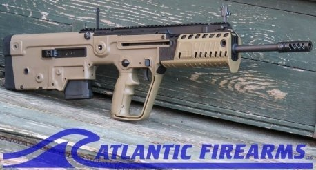 IWI Tavor X-95 Flat Dark Earth Restricted State Model