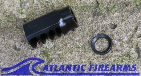 "JMac Customs RRD-4C ""30"" (5/8 x 24) Muzzle brake/compensator"