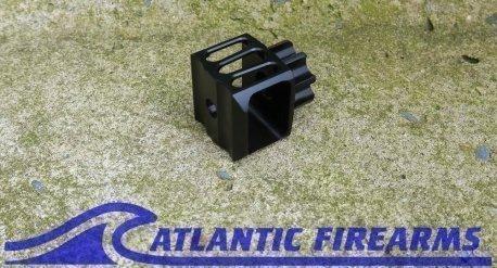 JMAC CUSTOMS LAF-14 14mmx1LH Muzzle Brake/Compensator