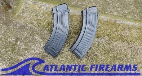 M92 AK47 Yugoslavian 7.62x39mm Bolt Hold Open Metal Mags Pack of two