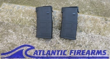 MagPul AR10 Pmag M3 7.62 20RD Black-2 Pack