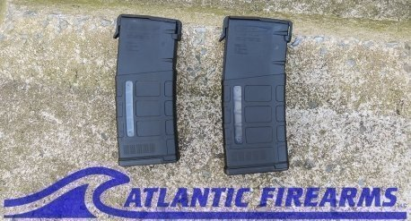 MagPul AR10 Pmag M3 7.62 25RD Black-2 Pack