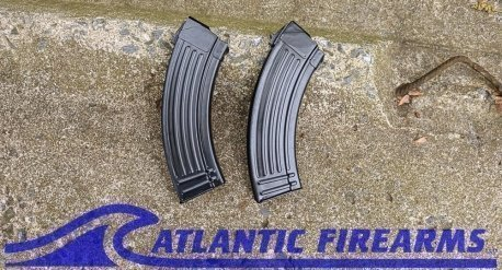 NOS Chinese Spineless 7.62x39 AK47 Magazines-2 pack