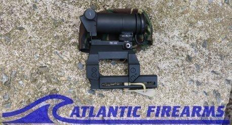 PK-AS Dual Black Dot Red Dot Tactical Combat Sight AK