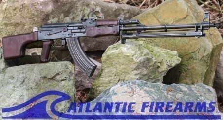 Romanian RPK Rifle-BFPU