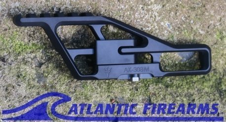 RS AK-308M OPTIC RAIL FRONT BIASED FOR THE CENTURY SIDE RAIL