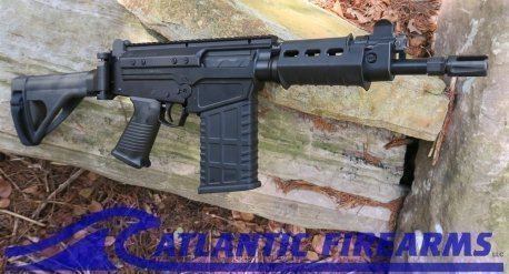 "DSA SA58 FAL TAC  Pistol  8.25"" BBL w/ FoldingBrace"