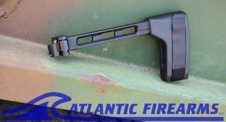 SB Tactical FS1913A Pistol Brace with Aluminum Strut