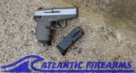 SCCY CPX-1 9MM Pistol- CPX1TTSG