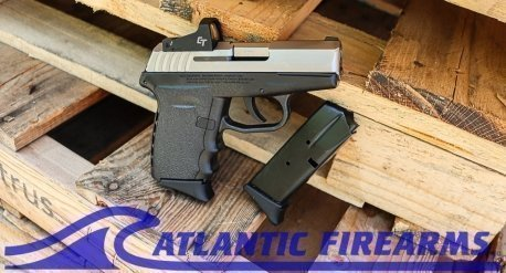 SCCY CPX-2 9MM Pistol W/ Red Dot- CPX2TTRD