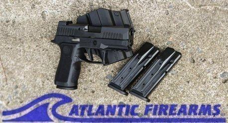 Sig Sauer P320 9MM Pistol- 320XC-9-BXR3-VP