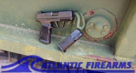 Sig Sauer P365 9MM X Series Pistol- 365X9BXR3