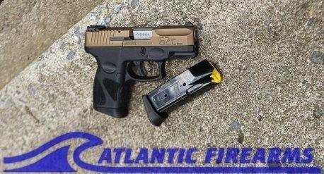Taurus G2C 9MM Pistol- Burnt Bronze- 1G2C93A12