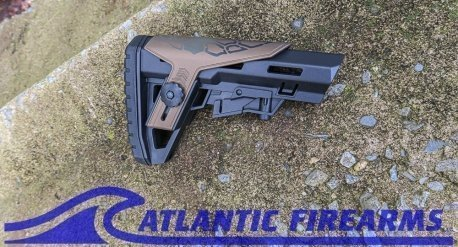 Typhoon Defense Collapsible Stock- Hexacote