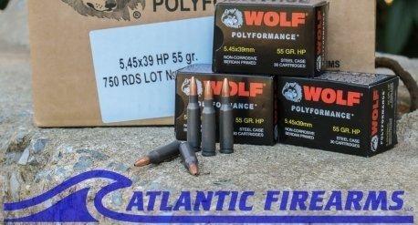 WOLF AK74 AMMO 5.45X39MM