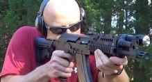 Zastava M70 O-PAP AK-47 Rifle VIDEO Review From Mrgunsngear