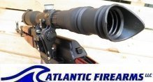 POSP 6x42 D Focus 1000m Rangefinder AK Mount