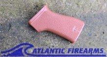 AK Grip-Bakelite Orange-US Palm