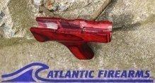 "AK47 ""Dong"" Wood Lower Handguard-Russian Red"