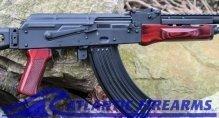 AK47 tactical rifle Image