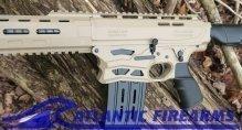 AR Twelve PRO-12 gauge shotgun-Desert Tan-Panzer Arms
