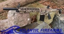 AR Twelve Shotgun - Woodland Camo