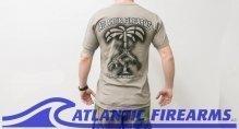 Atlantic Firearms PALM T-Shirt GRAY