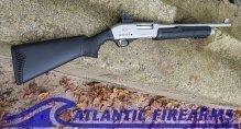 Black Aces Pro Series X Marine Nickel Shotgun- BATPSXPSN