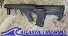 Black Aces Tactical Bullpup Pump Shotgun- Black- Left Hand- BATBPPBLKLH