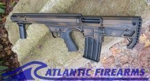 Black Aces Tactical Bullpup Pump Shotgun- Bronze- Left Hand- BATBPPDBRLH