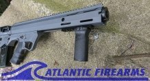 Black Aces Tactical Bullpup Pump Shotgun- Gray- BATBPPGR