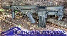 Black Aces Tactical Bullpup Shotgun- Green Left Hand